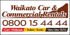 Waikato Car & Commercial Rentals
