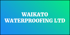 Waikato Waterproofing Ltd